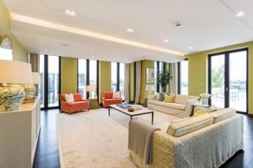 林肯广场诠释浪漫南法风情 顶层露台公寓Chambers Penthouse尽览伦敦天际盛景